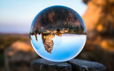 Lensball : l'accessoire fun pour des photos surprenantes