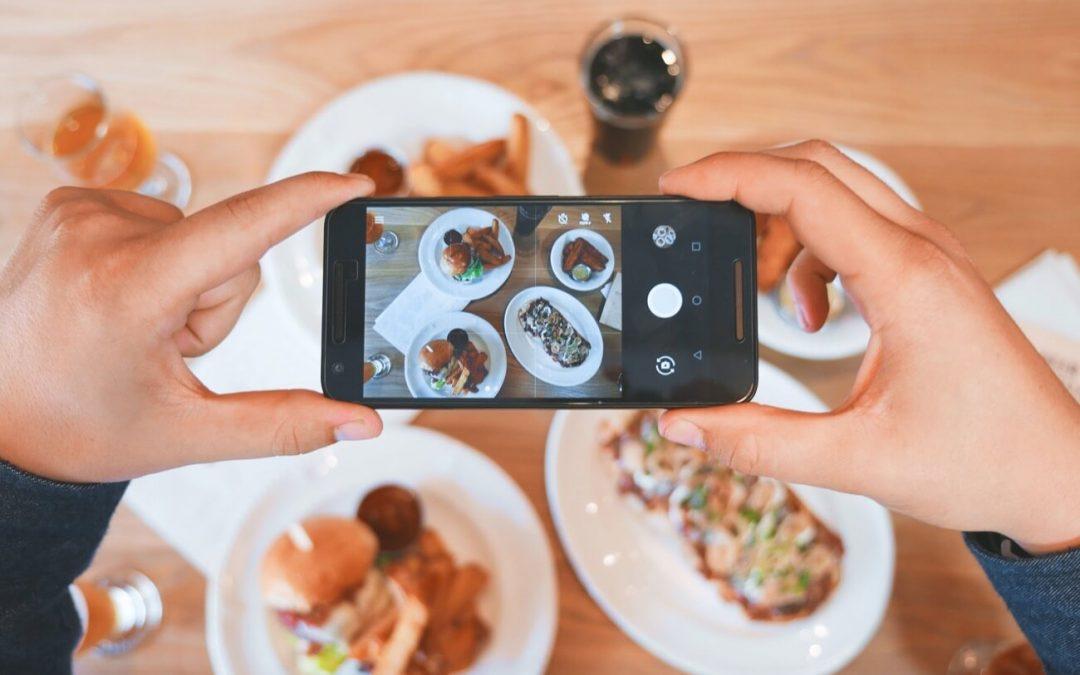 packshot smartphone