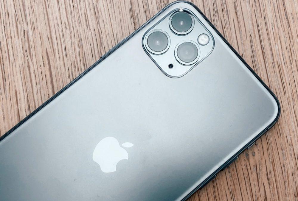 iphone 11 pour faire de la photo