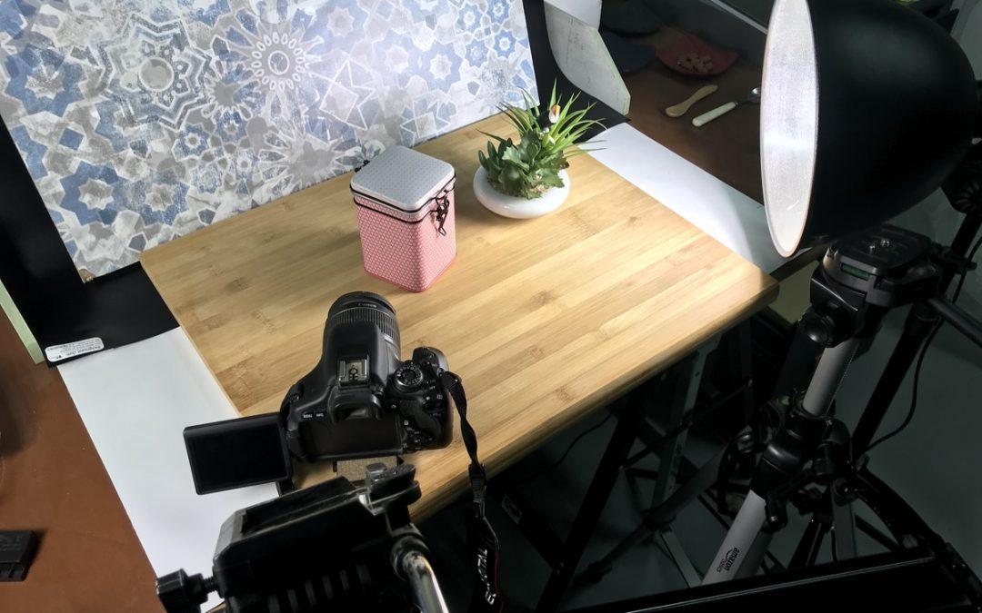 Comment filmer une vidéo de produit ? Set up complet et astuces